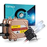 KOYOSO H7 Slim Xenon HID Kit de Conversion 50W Démarrage Rapide Ballasts...