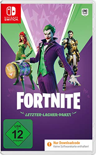 Fortnite Letzter-Lacher-Paket (Nintendo Switch)