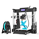 Anet A8 3D Printer, FDM DIY 3D Printer Kits, FDM 3D Printers 220x220x240mm, Self-Assembly DIY 3D...