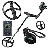 XP DEUS Metal Detector + Wireless WS4 Headphones + Controller and 11 inch Coil