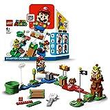 LEGO Super Mario Starter Pack Costruibile per il Percorso di base Avventure con Super Mario, Giocattolo e Idea Regalo per Bambini (231 pezzi), per una Esperienza di Gioco Interessante, Modello 71360