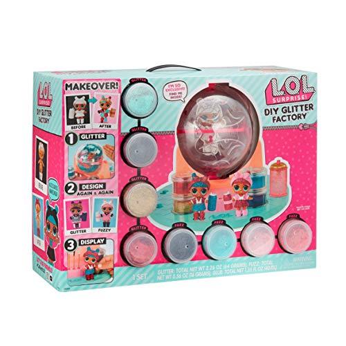 Image 6 - L.O.L Surprise! 556299 L.O.L. Surprise Station de Paillettes Multicolore