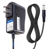 T-Power Ac Adapter Compatible with Fitness Quest Edge 288, 288R WX2-112721 Magnetic Recumbent Exercise Bike Charger Power Supply