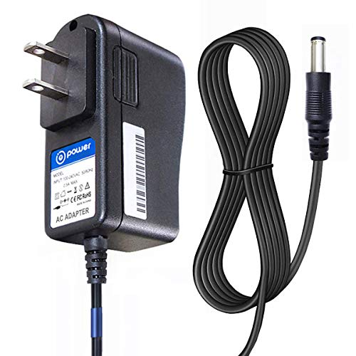 T POWER Ac Dc Adapter Charger Compatible with for NailStar Professional LED Nail Dryer Nail Lamp Compatible with Gel Polish (NS-02) Switching Power Supply Cord