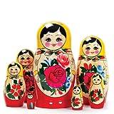 Tobar - 01510 - Jolies Poupées Russes, 7 pièces