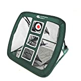 Kapora Golf Chipping Net, Backyard or Indoor Pop up Portable and Collapsible Golfing Target Practice and Training Aid, Green - Great Gifts for Men, Dad, Mom, Husband, Women, Kid, Golfers