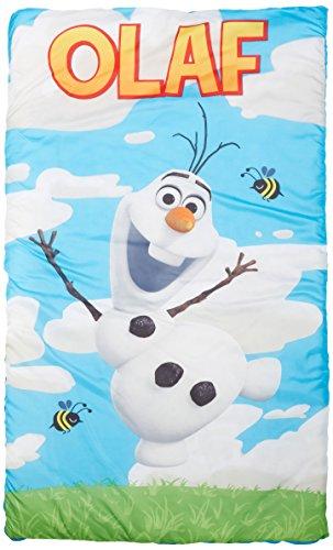 Disney Frozen Olaf Slumber Bag, w/Backpack