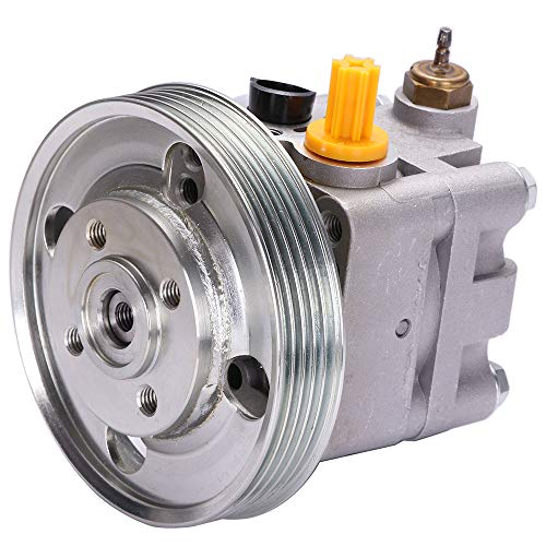 OCPTY Power Steering Pump fits 2003-2006 Baja, 2000-2004 Legacy, 2000-2004 Outback Replace for 21-5254 OE-Quality New Power Assist Pump