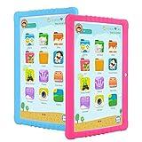 Tablette pour Enfants,SANNUO 10.1 Pouces Tablette Tactile(Andorid 9.0 et...