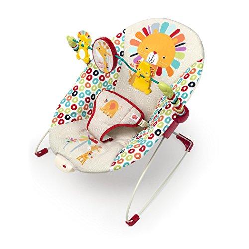 7. Bright Starts Playful Pinwheels Bouncer