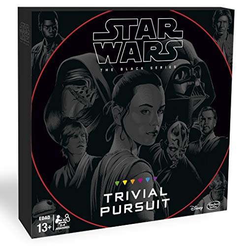 Trivial Pursuit Star Wars (Hasbro B8615105)