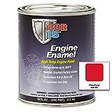 POR-15 42268 Chevy Orange Engine Enamel - 1 pint