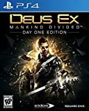 Deus Ex: Mankind Divided - PlayStation 4 (Video Game)