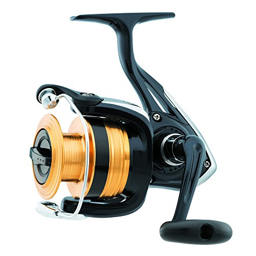 Daiwa Fishing Reel, Mulinello da Pesca in Alluminio Unisex-Adulto, Multicolore, Taglia unica