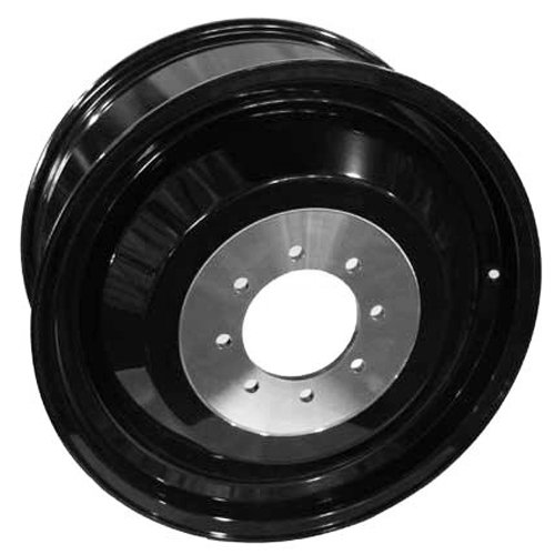 XD Series XD Inner Rear Dually 20x7.5 8x165.1 +142mm Satin Black Wheel Rim
