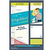 Mini Frigobloc mensuel 2021 - Calendrier d'orga. familiale / 12 mois (sept. 2020...