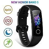 HONOR Band 5 Activity Tracker, Uomo Donna Smartwatch Orologio Fitness...