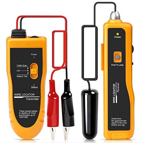Kolsol Underground Wire Locator Cable Tester F02