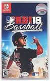 RBI 18 Baseball - Nintendo Switch (Video Game)