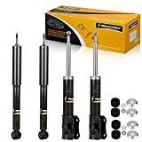 Maxorber Shocks Struts Absorber Full Set Compatible with Chevy Tracker 96-05 Replacement for Suzuki Grand Vitara 99-05 Replacement for Suzuki Sidekick,Geo,GMC Tracker 96-98 Shock Set 334196 343247