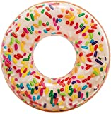 INTEX Jouet Tube Donut Sprinkle,...