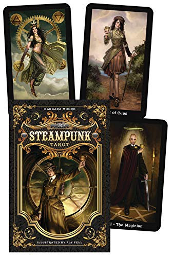 The Steampunk Tarot (Version Anglaise)