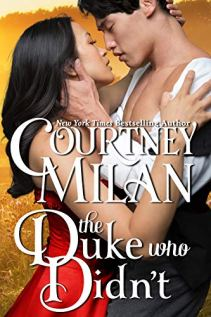 The Duke Who Didn't by Courtney Milan book cover