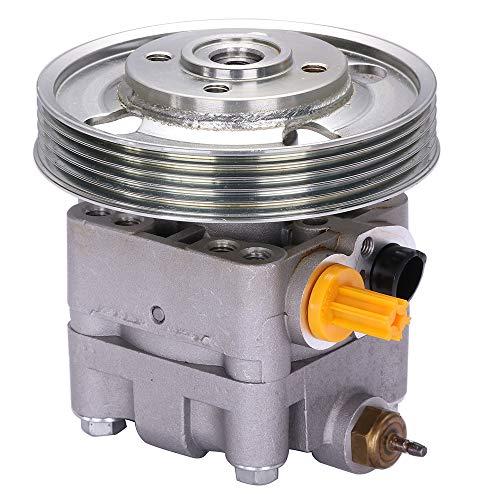 FEIPARTS 21-5254 Power Assist Pump Replacement for 2003-2006 Subaru Baja 2000-2004 Subaru Legacy 2000-2004 Subaru Outback 2.5L Power Steering Pump