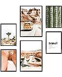 Heimlich Tableau Décoration Murale - sans Cadres - Set de Poster Premium pour...