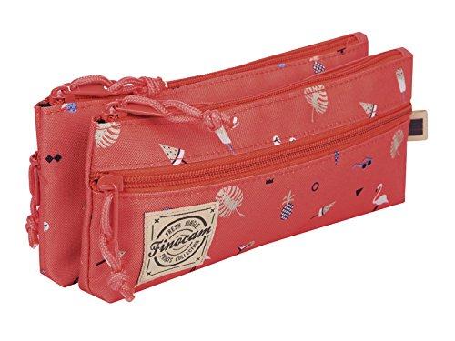 Finocam Astucci, Flamingo (Arancione) - 5013220