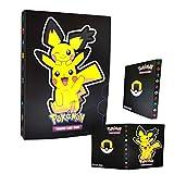 Porte-cartes Pokémon, Album de cartes Pokemon Trading, Livre de cartes Livre de...