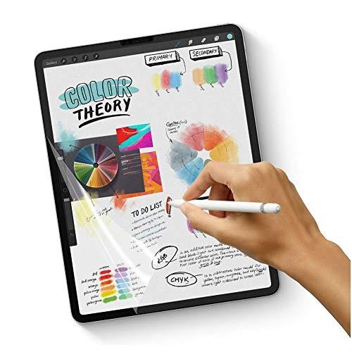 iPad Pro 11 ペーパーライク フィルム 【貼り付け失敗無料交換】【永久保証】 紙のような描き心地 反射防止 指紋防止 気泡ゼロ 飛散防止 iPad Pro 11 保護フィルム