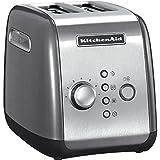 KitchenAid 5KMT221ECU Toaster für 2 Scheiben, contur silber
