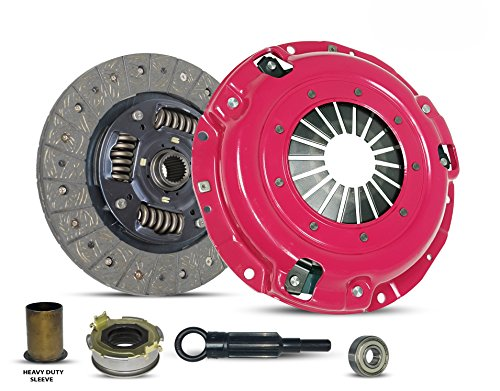 Clutch Kit Compatible With Impreza Legacy Outback X Base Limited Sport Touring 1996-2012 2.0L H4 2.5L H4 3.0L H6 Non Turbo