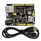 KEYESTUDIO Module Accessory pour Les Kits W5500 Carte de développement ethernet...