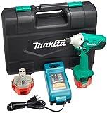 マキタ(Makita) 充電式インパクトドライバ 12V バッテリー2個付き M694DWX