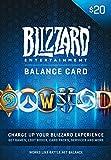$20 Battle.net Store Gift Card Balance - Blizzard Entertainment [Online Game Code]