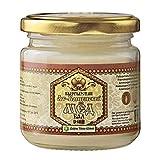 株式会社エコチャージジャパン キルギスの白いはちみつ 250g (完全非加熱生はちみつ、活性酵素、無農薬)