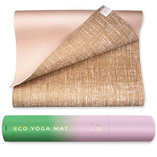 Natural Jute Yoga Mat
