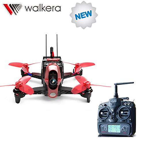 Walkera Rodeo 110 110mm with Devo 7 Remote Controller RC Racing Drone Quadcopter RTF with 600TVL...