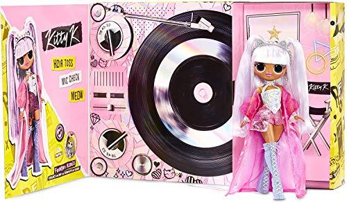 Image 1 - Giochi Preziosi - L.O.L Surprise OMG Remix, Kitty Queen, Pop Music