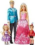 Mattel Barbie Dreamtopia - Barbie Coffret Poupées Dreamtopia