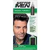 Just For Men Formule Originale Coloration Cheveux Noir, Restaure La Couleur Originale Pour Un Look Naturel - H55