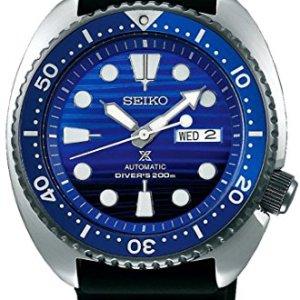 Seiko PROSPEX Turtle Diver Special Edition Automatic Men's Watch SRPC91 55