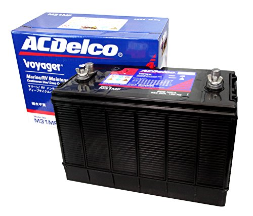 ACDelco エーシーデルコ マリン用ディープサイクルバッテリー 国産車 Voyager M31MF