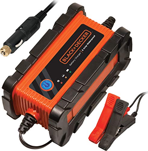 51UMy4aEODL - 11 Best Battery Trickle Charger Review & Buying Guide