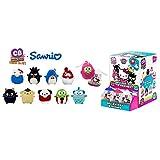 Fiesta Toys Mystery Mini Cutie Beans Sanrio Hello Kitty and Friends Animal Plush Clip On Toys Series 1 - 2 Piece Set