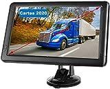 GPS Voiture 9 Pouces Navigation Auto 8GB Navigateur avec HD Écran Tactile...