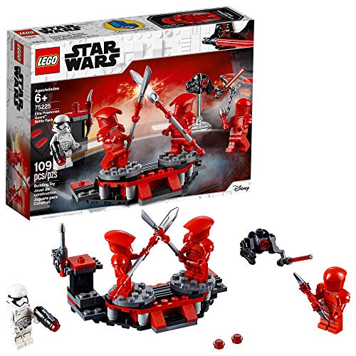 LEGO Star Wars: The Last Jedi Elite Praetorian Guard Battle Pack 75225 Building Kit (109 Pieces)
