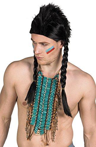 Boland BOL44127 - Collar indio largo, azul, para adulto, talla única